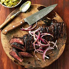 44 amazing recipes for beef | Carne Asada con Mojo | Sunset.com