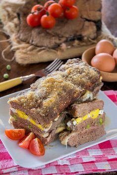 Pasticcio di carne saporito ricetta gustosa http://blog.giallozafferano.it/graficareincucina/pasticcio-di-carne-ricetta-saporita/