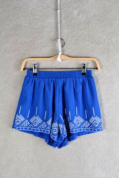 Smooth Sailing Shorts: Blue  these are so cute!!