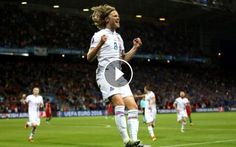 Football Highlights from UEFA Eureo 2016 group F match: Portugal vs Iceland Match result: Portugal 1 - 1 Iceland Played o: June 14, 2016 Venue:Stade G...