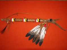 Peace Pipe, used for ceremonies