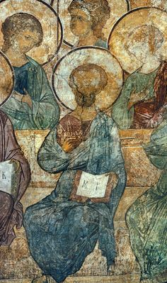 Andrei Rublev, Orthodox Christianity, Painting, Art, Art Background, Painting Art, Kunst, Paintings, Performing Arts