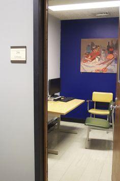 2nd Floor Study Room