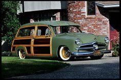 1951 Ford Woody Wagon Sacramento Autorama Best in Class #Mecum #Monterey