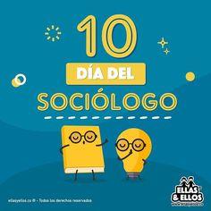 Felicitaciones a todos los #sociologos 🙌🙌🙌 . 👉 Felicita a tus amig@s en su día #sociologia #sociologa #sociologo #frasesdeellasyellos Food And Drink, How To Study, Lyrics