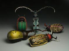 All beetles