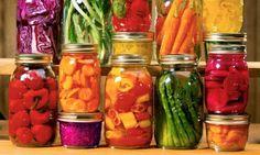 La corretta conservazione degli alimenti.