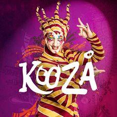 Show Kooza by Cirque du Soleil