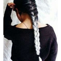 23 Hair Color Ideas Ombre Hairstyles ❤ liked on Polyvore featuring beauty products, haircare, hair color, hair and hairstyles