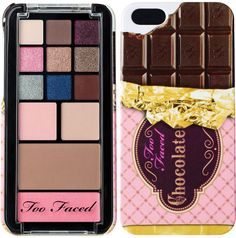 Too Faced Candy Bar Pop-Out Makeup Palette & Phone Case was  $96 now $25~Great choice of colors.