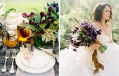 Forest Wedding Bouquets | The Wedding Specialists