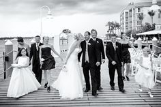 Hyatt Key West wedding party   #JHunterPhoto