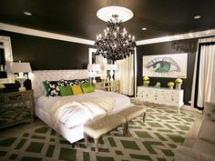 Luxury Bedroom Chandelier