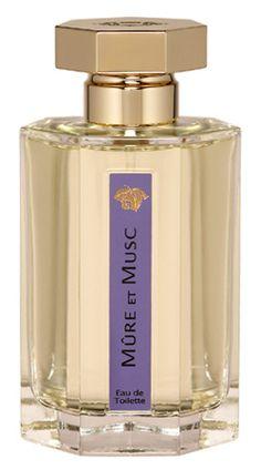 L'Artisan Parfumeur - Mure et Musc Eau de Toilette. Love.