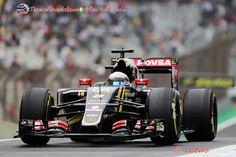 """Maldonado: """"Las curvas 2, 3 y 4 de Yas Marina son especialmente divertidas y el último sector es muy atractivo""""  #F1 #Formula1 #AbuDhabiGP"""