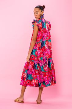 Estilo Hippie Chic, Hippy Chic, Flowy Midi Dress, Dress Up, Floral Fashion, Fashion Dresses, Fashion Design, Pretty Outfits, Beautiful Outfits