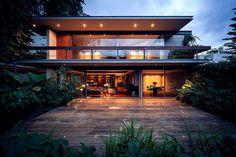 Casa Sierra Leona por JJRR Arquitectura   Galería de fotos 1 de 10   AD MX