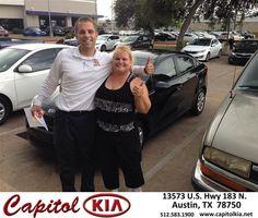 #HappyBirthday to Jan Chovanec from Everyone at Capitol Kia!
