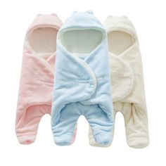 c60a1ab01c Baby Blanket Envelope Swaddle 2017 new arrival Fleece Newborn Blanket  Sleeper Infant Stroller Wrap Toddlers Baby