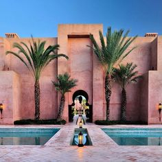 Exploring the medinas in Marrakech or relaxing in some remote hideaway…