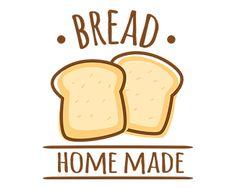 Trendy Bread Logo Food Packaging World 25 Ideas Poetic Justice Braids, Bread Packaging, Packaging Ideas, Packaging World, Bread Shop, Herb Bread, Bread Machine Recipes, Logo Design Inspiration, Design Ideas