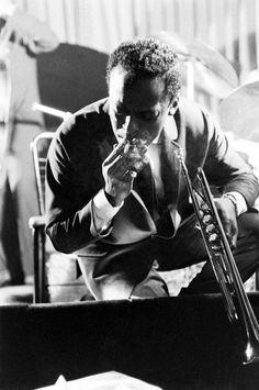 nevver:    Miles Davis
