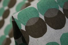 Mint Chocolate - Japanese Cotton - Tessuti Fabrics - Online Fabric Store - Cotton, Linen, Silk, Bridal & more
