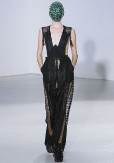 Maison Martin Margiela 7 - Paris Haute Couture Automne-Hiver 2012-2013