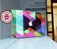 Macbook Decals Macbook Stickers Macbook Skins Macbook Cover Vinyl Decal for Apple Laptop Macbook Pro Macbook Air Partial Skin