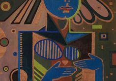 KORZH Taras, however, 2013, Oil on canvas, 60 x 80