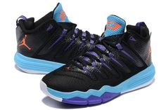 more photos 88356 da789 Nike Jordan Men s Jordan CP3 IX Black Purple Basketball Shoes,Jordan-CP3  Shoes Sale