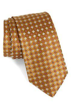 BOSS HUGO BOSS Woven Silk Tie
