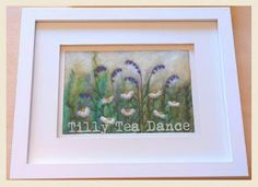 Tilly Tea Dance: WOYWW - working on new designs Wet Felting, Needle Felting, Felt Pictures, Wool Felt, Felted Wool, Projects To Try, Felt Projects, Textile Artists, Embroidery Patterns