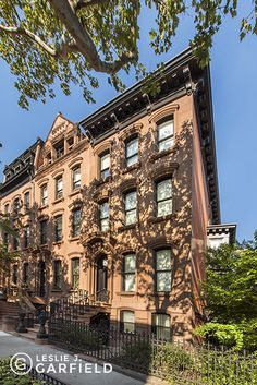 Fixer Upper Friday---Brooklyn Heights Townhouse Asking $11M ☆ Arsenic & Old Place