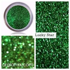 Lucky Star Glitter Pigment (€12) ❤ liked on Polyvore featuring beauty products, makeup and eye makeup
