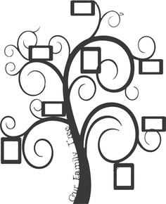 Do you know you have a family tree? Family trees are interesting ...