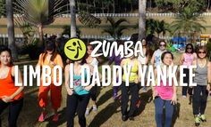 Limbo by Daddy Yankee | Zumba® Fitness with Madelle, Kristie & Van | Liv...