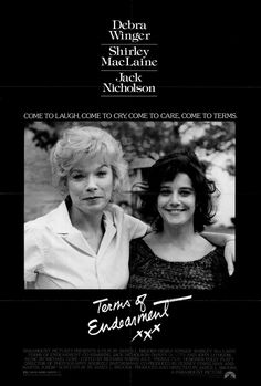 56th Academy Awards Best Picture Winner - Terms of Endearment - Apr 9, 1984