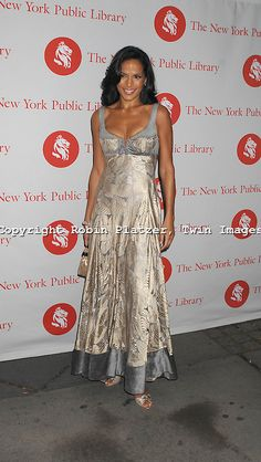 Crystal McCrary at a NY Public Library event.