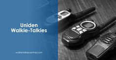 Reviews of some of the most popular Uniden walkie-talkies and a selection of the best accessories to use with your Uniden two-way radios.