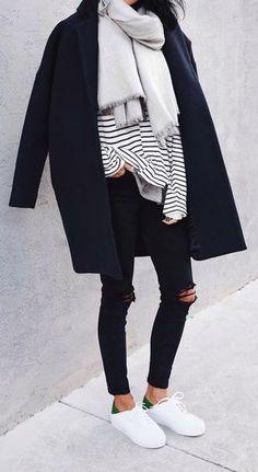 10 Ideas De Looks Cómodos, Relajados Y Chic Para Este Fin De Semana | Cut & Paste – Blog de Moda