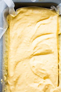 Mango Sorbet Recipe - Sweet, tart, rich, and SO delicious Mango Sorbet made with just 5 ingredients, and without an ice cream maker! Ice Cream Desserts, Frozen Desserts, Ice Cream Recipes, Frozen Treats, Blueberry Sorbet, Blueberry Ice Cream, Mango Dessert Recipes, Mango Recipes, Gourmet Desserts