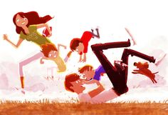 And this is how we play football. #pascalcampionart
