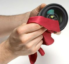 The Right & Wrong Tools for Cleaning a Camera Lens