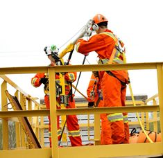 Our Working at Heights training program was created and developed by NATT Safety Services in Greater Sudbury and is CPO approved. Greater Sudbury, Confined Space, Safety Training, Training Programs, Spaces, Workout Programs