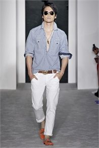 Michael Bastian - Men Fashion Spring Summer 2013 - Shows - Vogue.it
