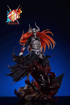 Bleach Figures, Shinigami, Bleach Anime, Best Friends Forever, Animation Series, Action Figures, Resin, Geek Stuff, Creatures