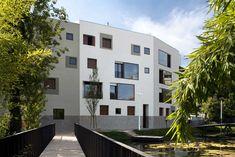 ULH Urban Lake Housing,Courtesy of  c+s associati
