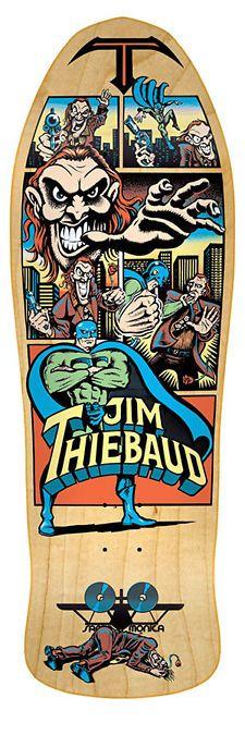 "SMA - Jim Thiebaud ""Robber"" reissue"