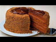 Gyúrás és sütő nélkül! TÖKÉLETES csokis torta| Ízletes TV - YouTube